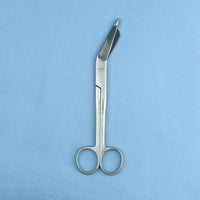 "Lister Bandage Scissor 7.25"" Satin Finish - Avogadro's Lab Supply"