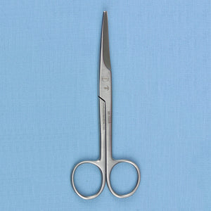 "Mayo Scissors 5.5"" Curved Satin Finish - Avogadro's Lab Supply"