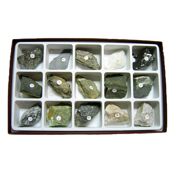 Metamorphic Rock Collection - Avogadro's Lab Supply