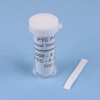 PTC Paper Phenylthiocarbamide - Avogadro's Lab Supply