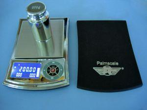 MY WEIGH PALMSCALE 7 700 g x 0.1 g - Avogadro's Lab Supply