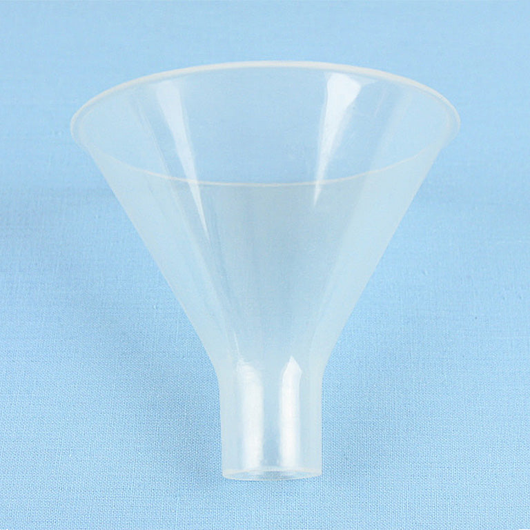Polyethylene Powder Funnel 100 mm - Avogadro's Lab Supply