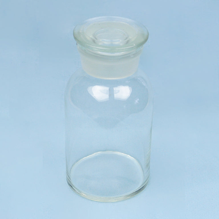 Apothecary Jar 500 mL - Avogadro's Lab Supply