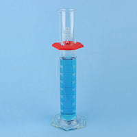 Sibata Class A Graduated Cylinder 100 mL - Avogadro's Lab Supply
