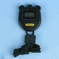 Multi Function Digital Stopwatch Blk - Avogadro's Lab Supply