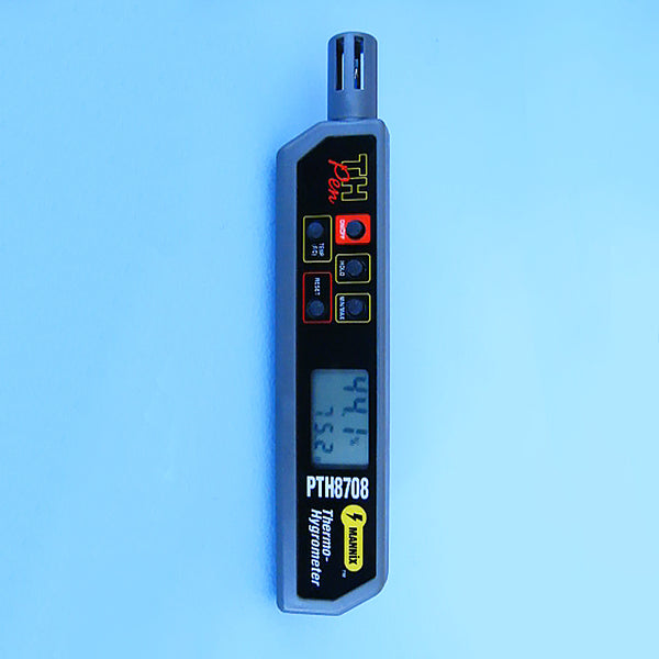 Digital Temperature & Humidity Pen Thermo-Hygrometer - Avogadro's Lab Supply