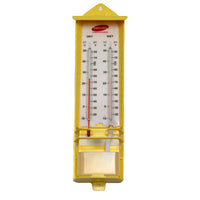 Wet Dry Bulb Hygrometer - Avogadro's Lab Supply