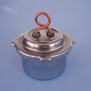 Wickless Alcohol Burner / Lamp / Burner - Avogadro's Lab Supply