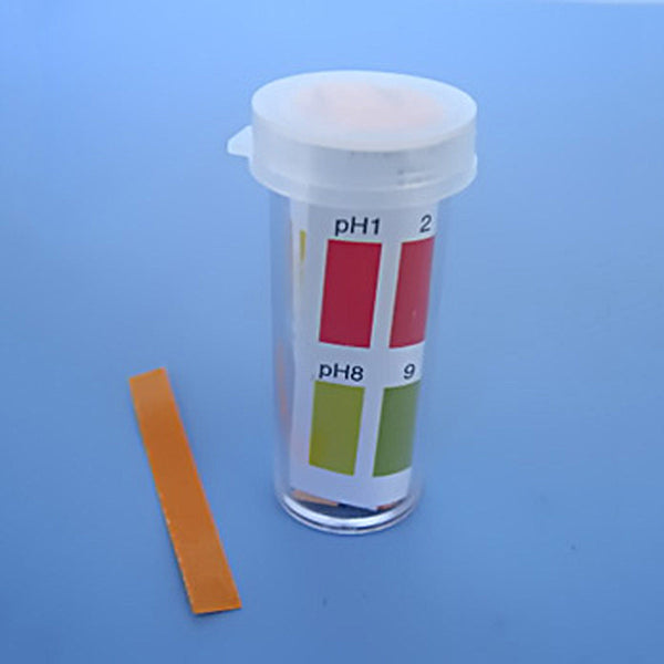 Wide Range Indicator Paper pH 1 - 14 - Avogadro's Lab Supply