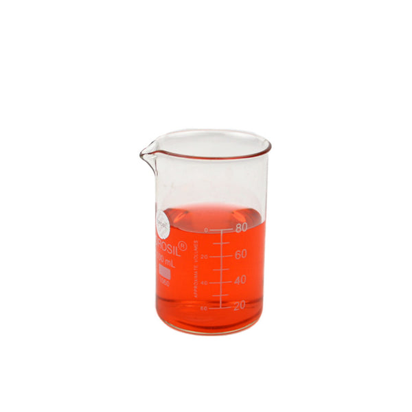 Berzelius Beaker 100 mL - Avogadro's Lab Supply