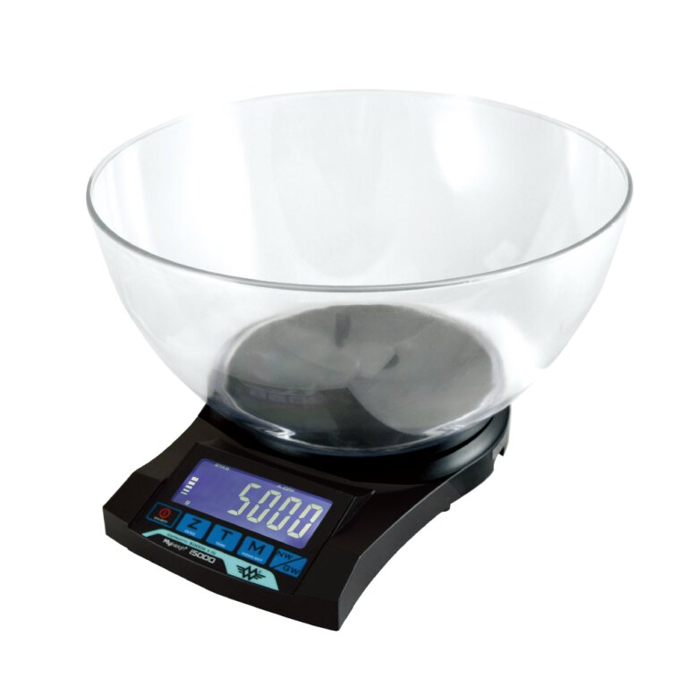 MY WEIGH i5000 BOWLSCALE 5000 g x 1.0 g - Avogadro's Lab Supply