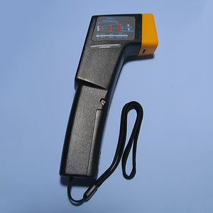 Gun Style Infrared Thermometer with Laser - Avogadro's Lab Supply