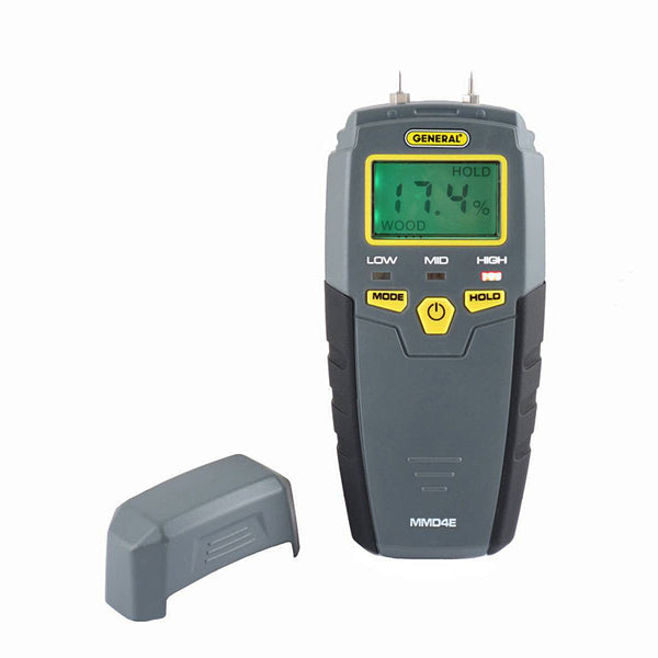 LCD Moisture Meter - Avogadro's Lab Supply