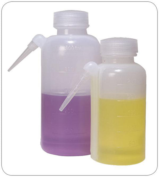 500 mL Unitary Wash Bottle - Avogadro's Lab Supply
