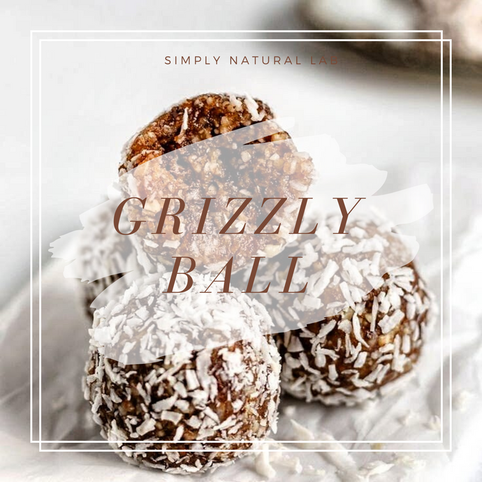 snack, energy ball, grizzly ball, vegan, raw, patisserie crue, boule d'énergie