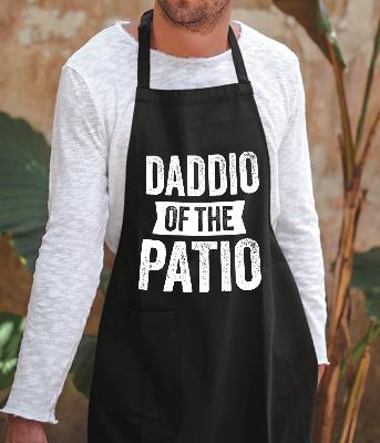 Daddio of the Patio Apron - APR-53 - GiddyBees