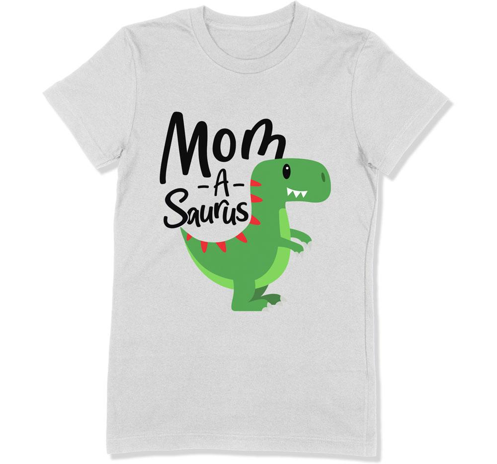 Mom-A-Saurus T-Shirt - DAT-3131 - GiddyBees