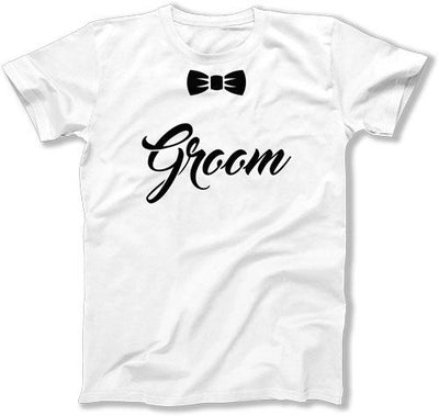Groom T-Shirt - FAT-283 - GiddyBees