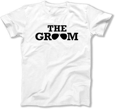 The Groom T-Shirt - FAT-291 - GiddyBees