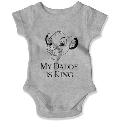 My Daddy Is King - FOT-46 - GiddyBees