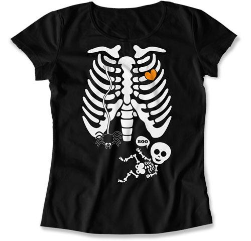 Gender Neutral Scary Baby With Pumpkin - MD-555 - GiddyBees
