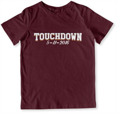 TODDLER TEE - Touchdown - TEP-102 - GiddyBees