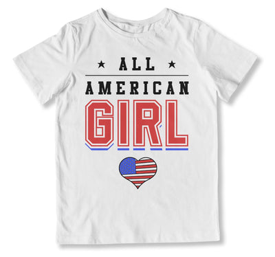 All American Girl - TEP-1187 - GiddyBees