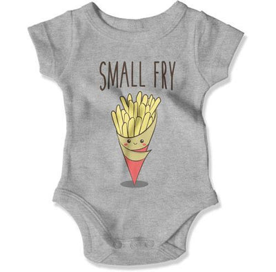Small Fry Baby Bodysuit - TEP-1287 - GiddyBees