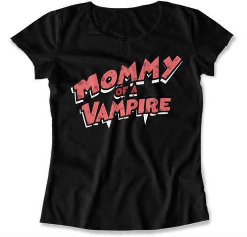 Mommy of a Vampire - TEP-1546 - GiddyBees