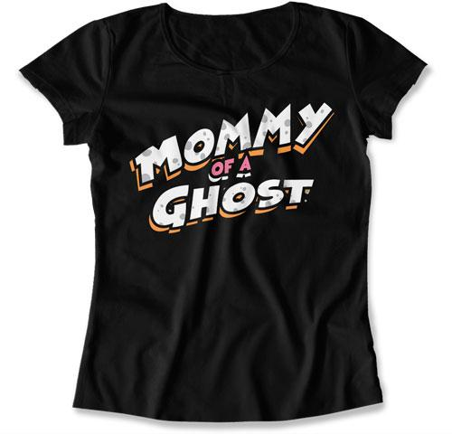 Mommy of a Ghost - TEP-1549 - GiddyBees