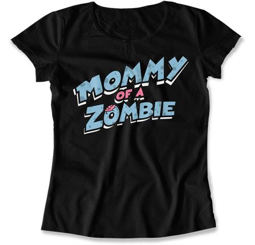 Mommy of a Zombie - TEP-1558 - GiddyBees