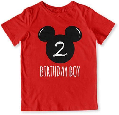 2nd Birthday Shirt