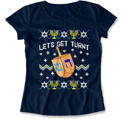 Let's Get Turnt T-Shirt - TEP-1719 - GiddyBees