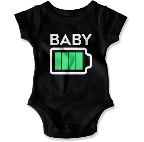 Baby Battery Baby Bodysuit - TEP-1958 - GiddyBees