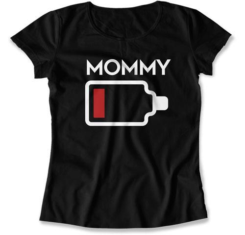 Mommy Battery T-Shirt - TEP-1959 - GiddyBees