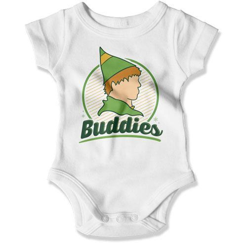Buddies (Child) Baby Bodysuit - TEP-68 - GiddyBees
