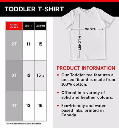 TODDLER TEE - I Am Your Daughter 3 - DN-670 - GiddyBees