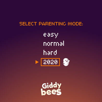 Halloween Select Parenting Mode Unisex T-Shirt - GiddyBees