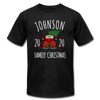 Family Christmas Custom Unisex Shirt - black