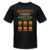 Grandma's Pumpkin Patch Unisex Shirt - black