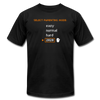 Halloween Select Parenting Mode Unisex T-Shirt - black