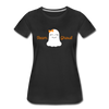 Team Ghoul - Halloween Women's Premium T-Shirt - black