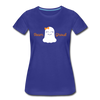 Team Ghoul - Halloween Women's Premium T-Shirt - royal blue