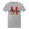 Mommy Christmas Unisex Shirt - heather gray