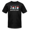 Christmas Family Quarantine 2020 Unisex Shirt - black