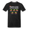 Grandma Clauses Little Elves Customized Shirt - black