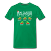 Mimi Clauses Little Elves Customized Shirt - kelly green