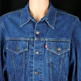 Nick Cave and the Bad Seeds Levis Denim Jacket USA 46L Mens Medium