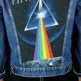 Pink Floyd Levis Denim Jacket USA Mens Large Wish You Were Here