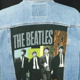 Beatles Levis Denim Jacket Mens XLarge
